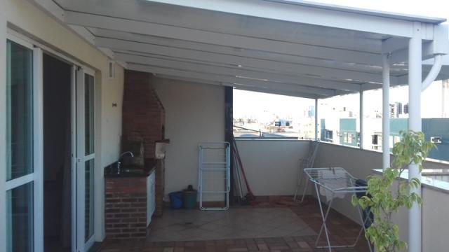 Vendo cobertura j. penha 4 quartos/2 suítes, 3 vg, sol manhã, varanda gourmet ref357