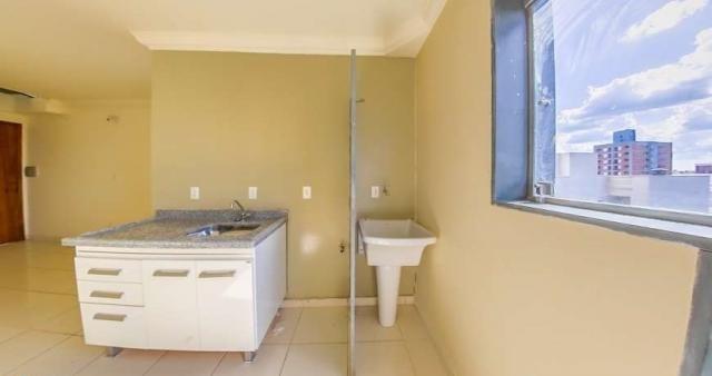Apartamento à venda com 1 dormitórios em Cidade jardim, São carlos cod:2763