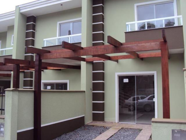 Casa à venda com 2 dormitórios em Santa catarina, Joinville cod:1205