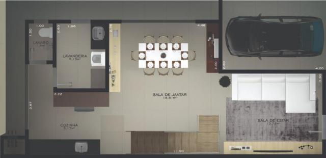 Casa à venda com 3 dormitórios em Costa e silva, Joinville cod:2211 - Foto 4