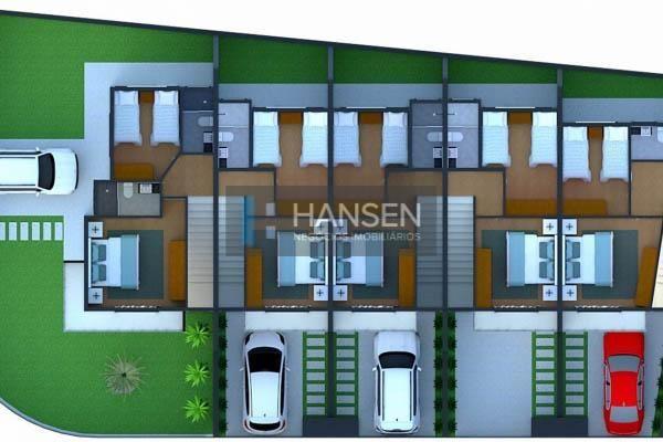 Casa à venda com 3 dormitórios em Glória, Joinville cod:2232 - Foto 6