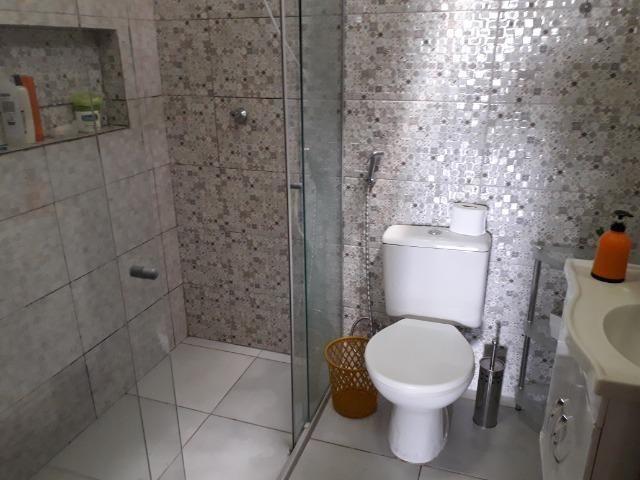 Vendo excelente casa na QS 7 ótima localização e acabamento moderno - Foto 10