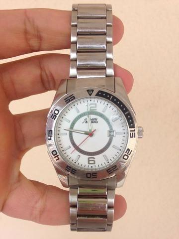 5fec85d97 Relógio Chilli Beans Aço Inox Prata 5 ATM Modelo RE.AA.0104 ...