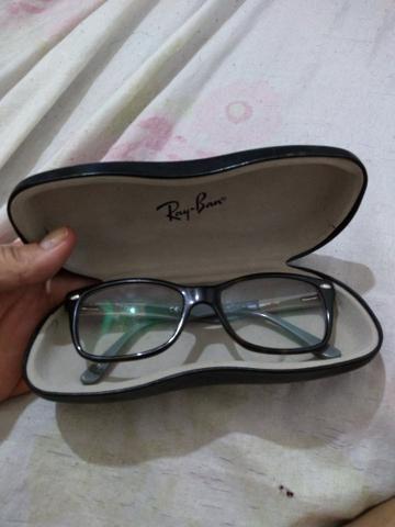 e23909dba Armação Óculos RAYBAN ORIGINAL - Bijouterias, relógios e acessórios ...