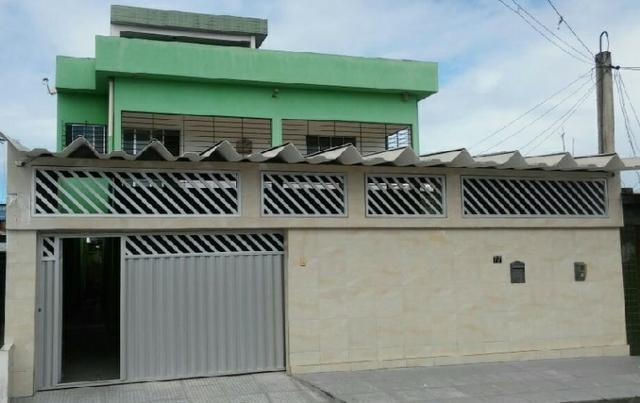 Casa duplex Alto Padrão 4 qtos/ na laje/ cobertura/ 3 vagas/ ibura de baixo - Foto 2