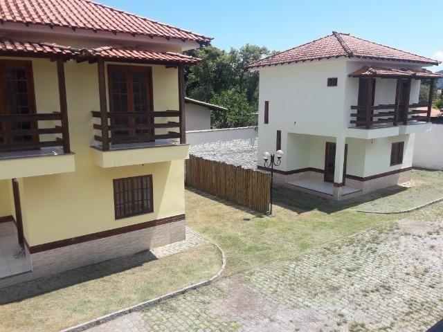 Casas em Guapimirim, bairro Quinta Mariana , 2 pavimentos, 2 quartos.