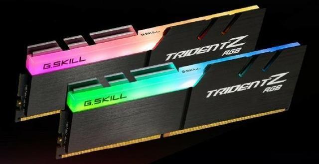 Memoria Ram Ddr4 G skill Tridentz Rgb 16gb (2x8gb) 3200mhz
