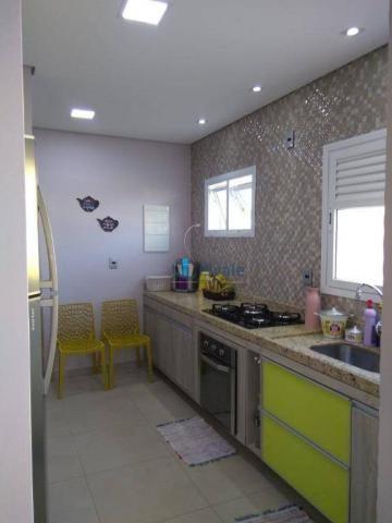 Linda casa com 3 dormitórios à venda, 86 m² por r$ 425.000 - jardim santa maria - jacareí/ - Foto 9
