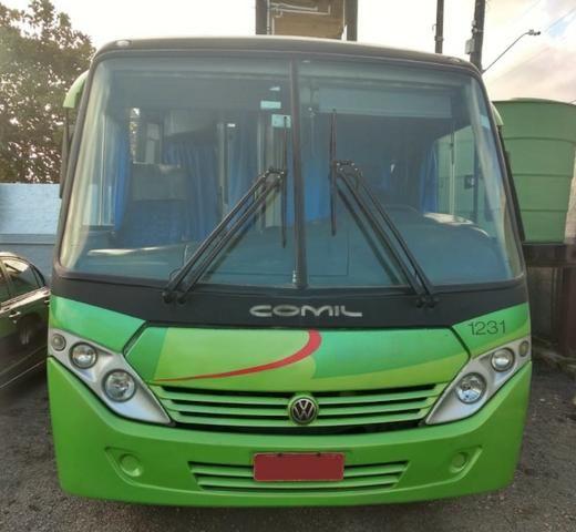 Microônibus rodo viário Comil / 9.150 - 2011 completo - Foto 3