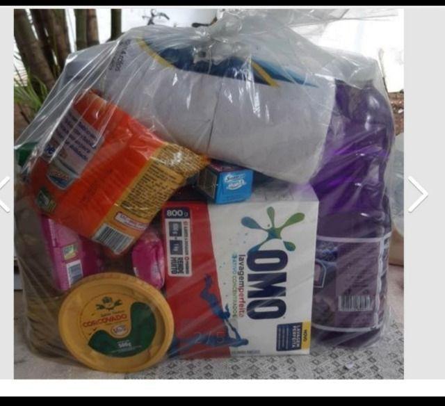Temos os melhores precos de Cestas básica , Caixa de leite e cartela de ovos - Foto 4