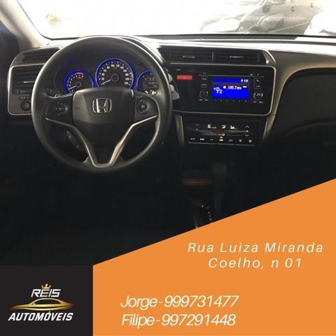 Honda City 1.5 EX 2015 automático CVT - Foto 8