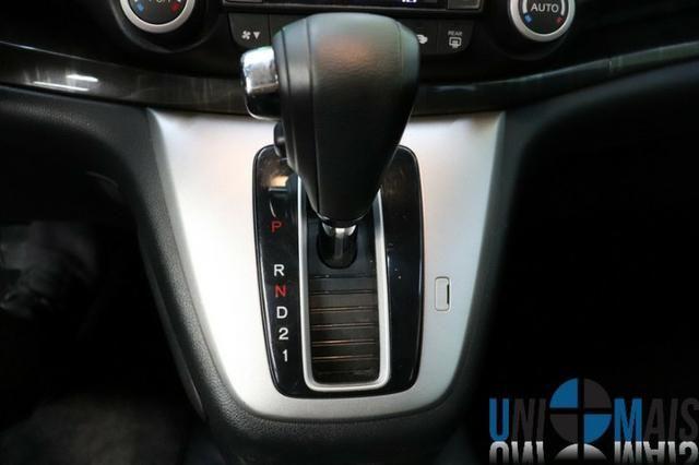 Honda Crv Exl 2014 Automatica Top Linha Flex Teto Solar Muito Nova Apenas 69.900 Lja - Foto 14