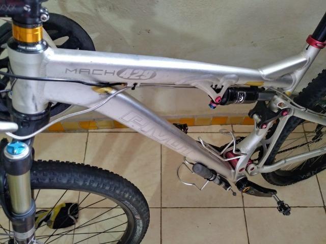 Bike 29 pivot mach429 full suspension - Foto 4