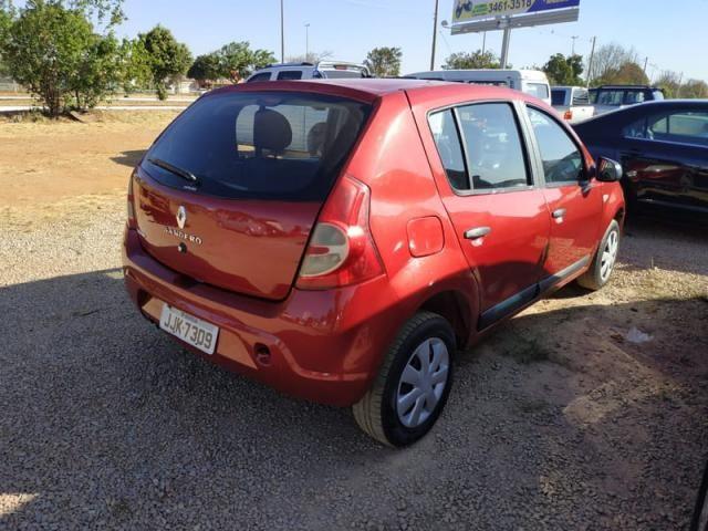 RENAULT SANDERO EXPRESSION 1.0 16V  2012 - Foto 4