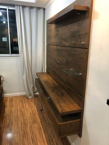 Apto mobiliado 2 quartos- Pinheirinho - Foto 4