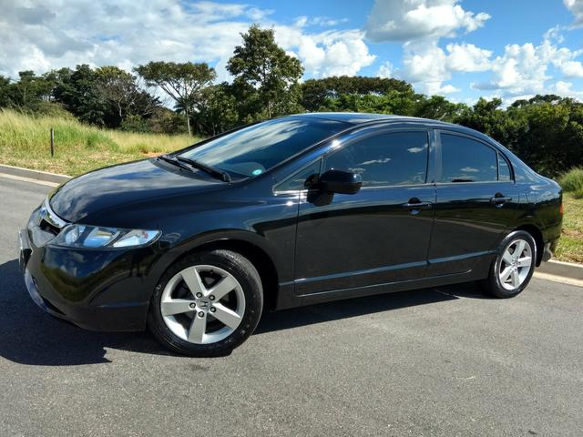 Honda civic lxs flex - Foto 13