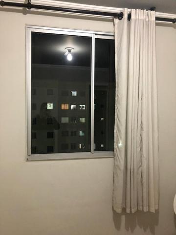 Apto mobiliado 2 quartos- Pinheirinho - Foto 3
