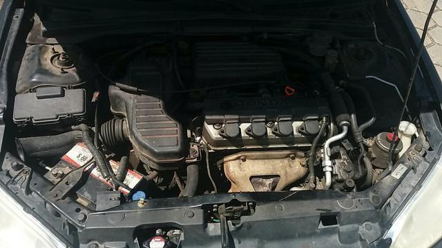 Honda Civic 1.7 LX 4p *TROCO POR TENERÉ 250 - Foto 10