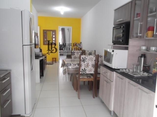 Vendo Linda Casa Mordas Club 2 -Dois Dormitórios,Alpendre Churrasqueira Perto Portaria - Foto 5