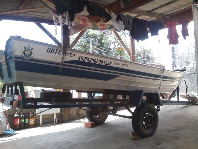 ;barco,motor,carreta - Foto 19