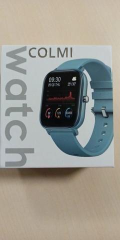 Relógio Celular Inteligente Digital Smartwatch GTS Android Apple Monitor Cardíaco - Foto 6