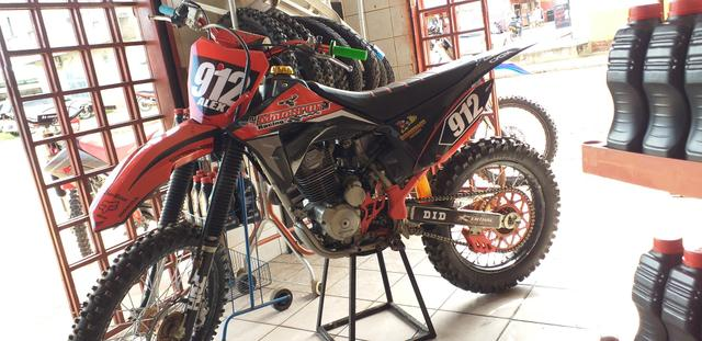 CRF 230 ano 2014 - Foto 2