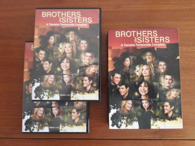 Dvd - Brothers & Sisters 3° Temporada - Foto 3
