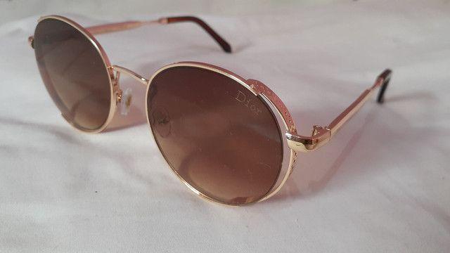 Óculos de sol e de grau rayban e dior no varejo - Foto 2