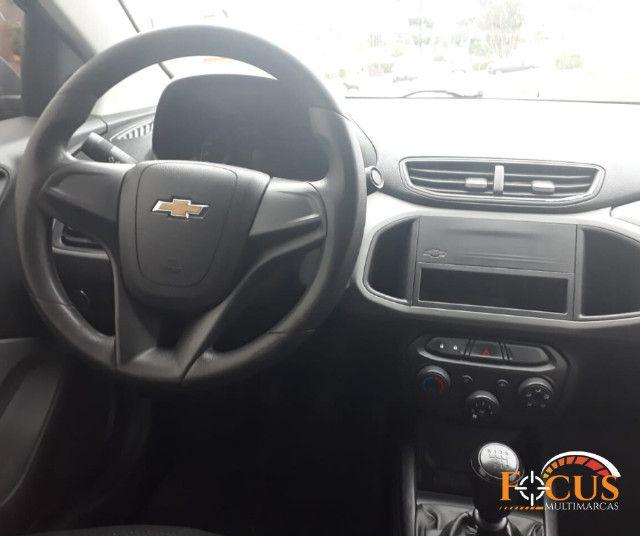 Chevrolet Prisma Joy 1.0 - 2017 - Foto 7