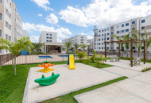 Vendo Apartamento condomínio fechado Parque Das Gales, Antares!     - Foto 2