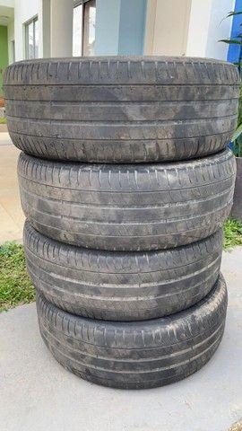 4 pneus aro 17 215/55 - Foto 2