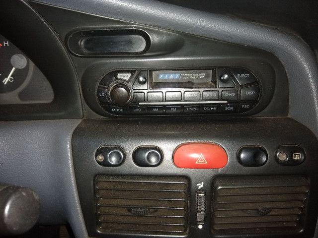 Pálio Fire MPI 1.5 - 98 álcool branco com Air Bag - Foto 5