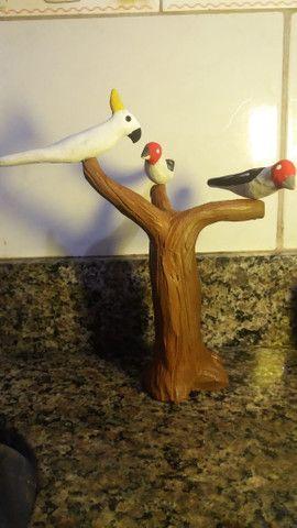 Decoração artesanal em cerâmica  - Foto 2