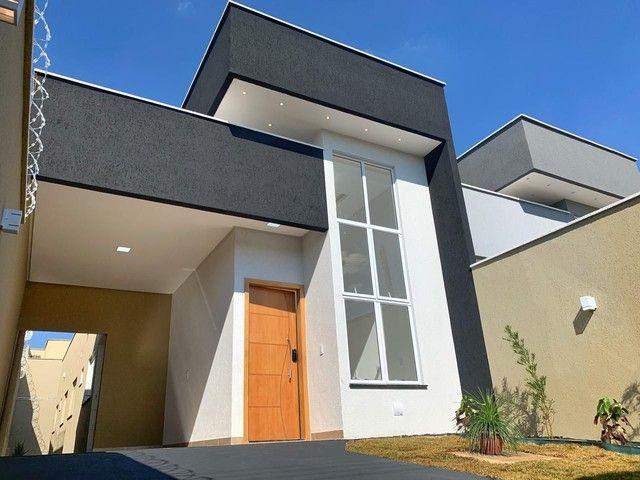 Vendo Casa 3 quartos sendo 1 suíte no Residencial Dom Rafael - Goiânia - GO