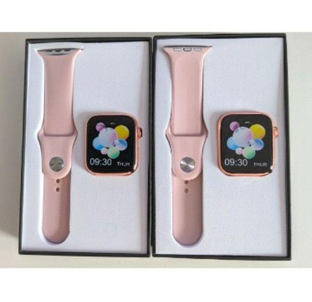 Relógio Smartwatch x7 Versão Atualizada Lançamento - Foto 3