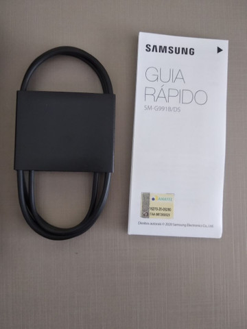 Samsung Galaxy S21 5G Novo & Carregador - Foto 5