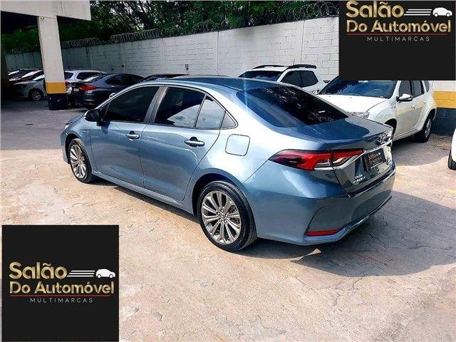 Toyota Corolla 2021 1.8 vvt-i hybrid flex altis cvt - Foto 2