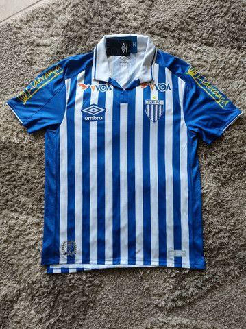 Camisa Avaí 2019 - Foto 3