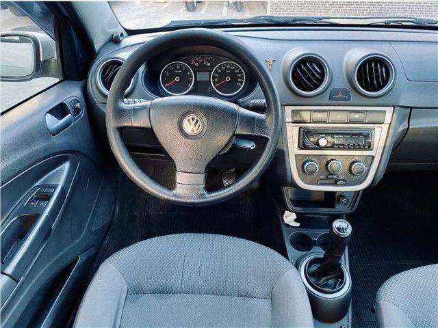 Volkswagen Voyage 2012 1.0 mi 8v flex 4p manual Peq entrada + 367,60 mensais no cdc. - Foto 10