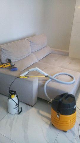 Lavagem a seco e higienização! - Foto 5