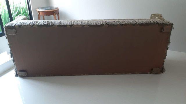 Sofa Conservado 3 lugares - Foto 3