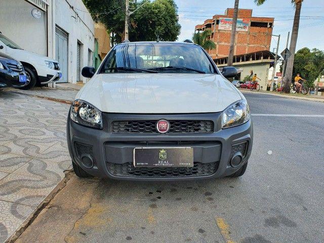 Strada CD 1.4 Hard Working único dono - Foto 2