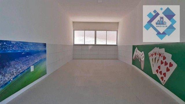 Casa com 4 dormitórios à venda, 133 m² por R$ 438.000,00 - Pedra - Eusébio/CE - Foto 10