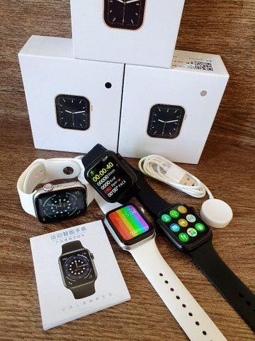 Smartwatch W36 Iwo Lacrado - Foto 2