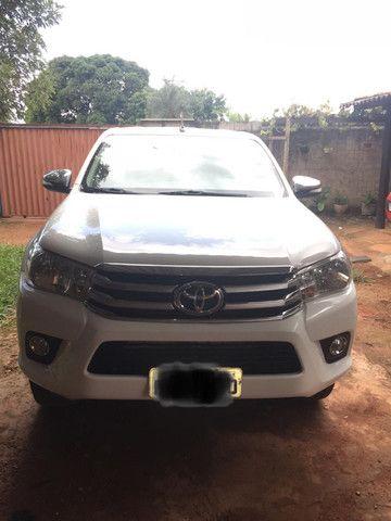 Toyota Hilux SRV 2.8 2017 - Foto 3