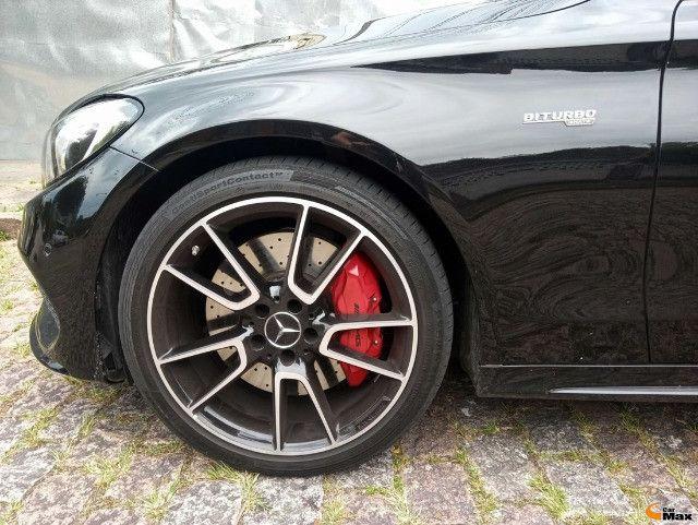 Mercedes C43 AMG - Aut.V6,  Bi-Turbo, Teto, 9.000Km - R$315.000,00 - Foto 5