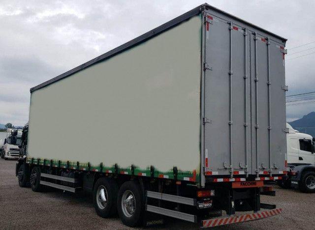 Ford Cargo 2429 L - Saider de 10.20m Bitruck 8x2 - Foto 4