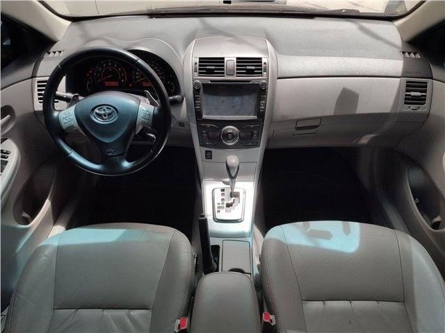 Toyota Corolla XEI 2.0 2013  - Foto 6