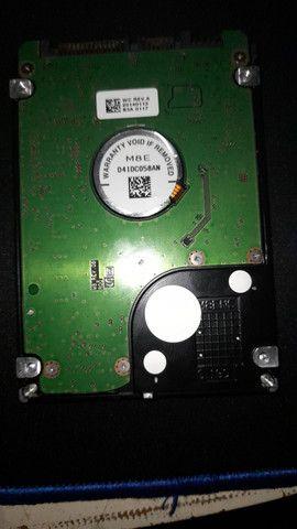 Hd de notebook 500gb - Foto 3