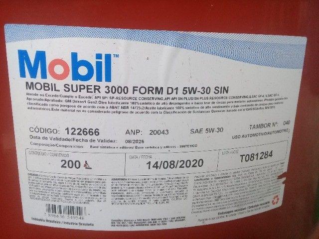 Promoção Óleo Mobil Super 3000 Form D1 5W30 Sintético (Litro) - Eduardo Pneus Santa Inês